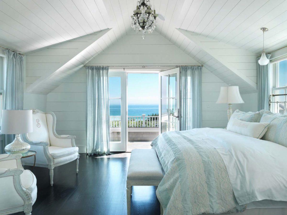Спальня в  цветах:   Светло-серый, Серый.  Спальня в  стиле:   Неоклассика.