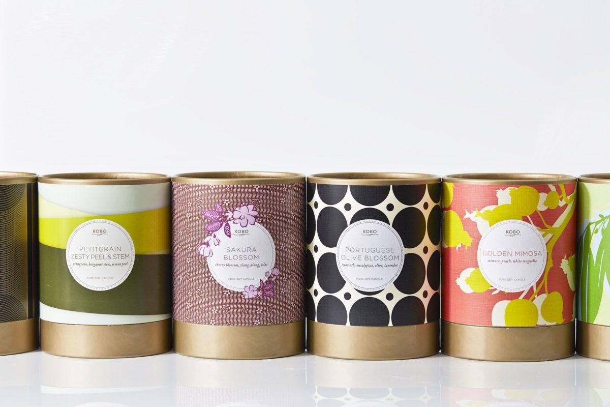 Ароматические свечи с необычными ароматами