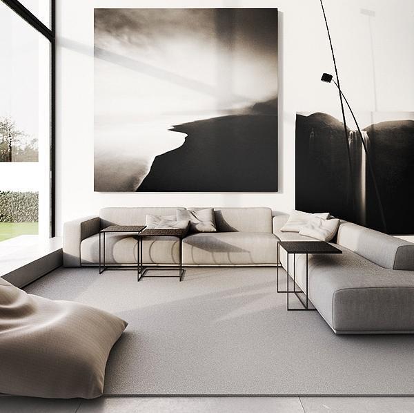 Уроки дизайна Елены Теплицкой: чем декорировать минимализм и хай-тек