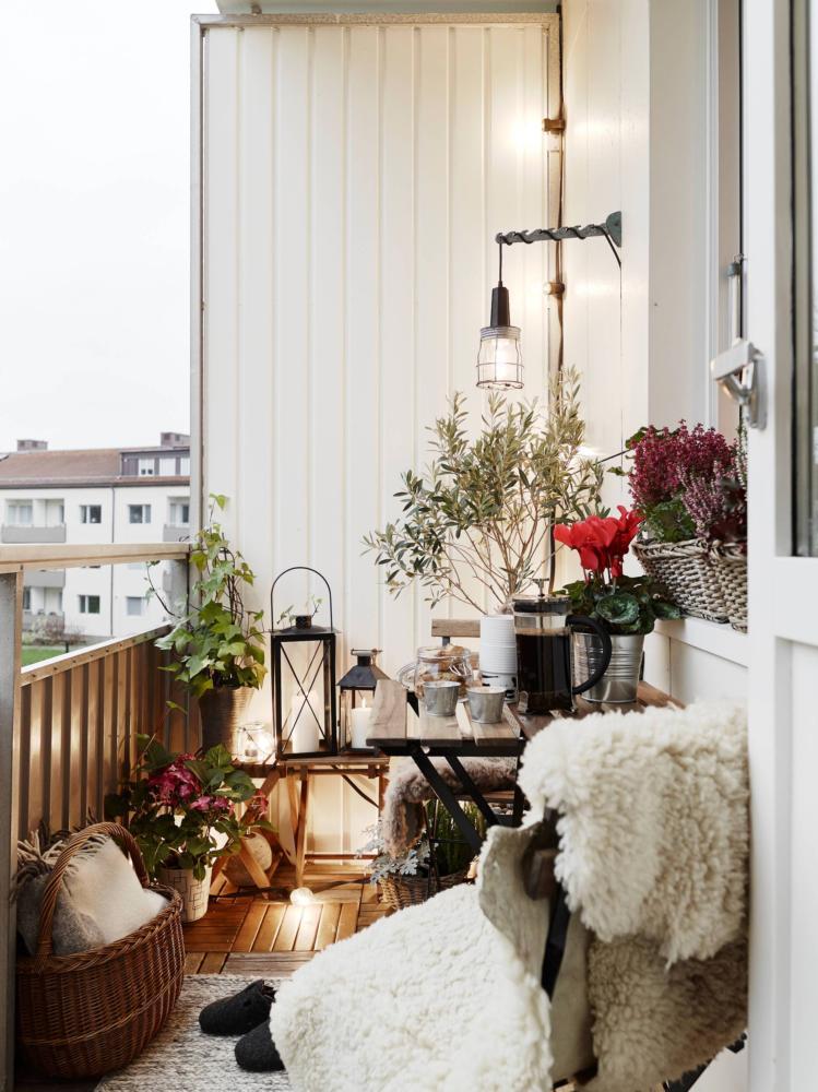 15 балконов, на которых хочется провести остаток лета