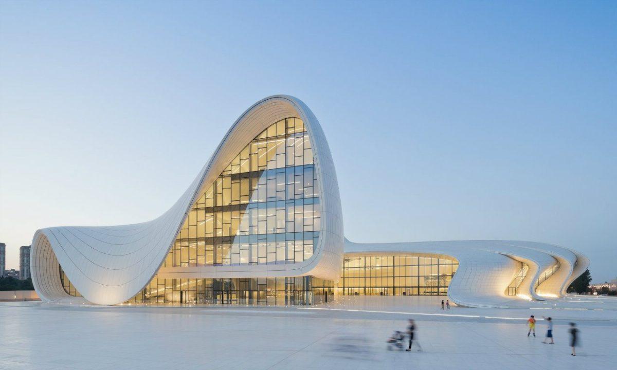 Архитектурные экскурсии Roomble: Баку