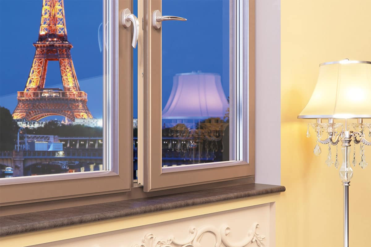 Ломаем стереотипы: 20 интерьеров с современными окнами