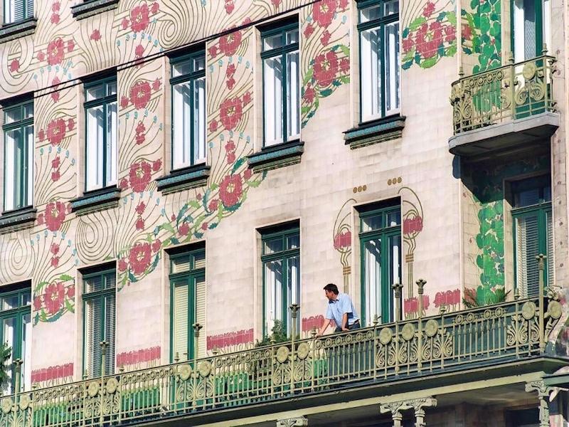 10 октября состоится лекция по современной и исторической архитектуре Вены