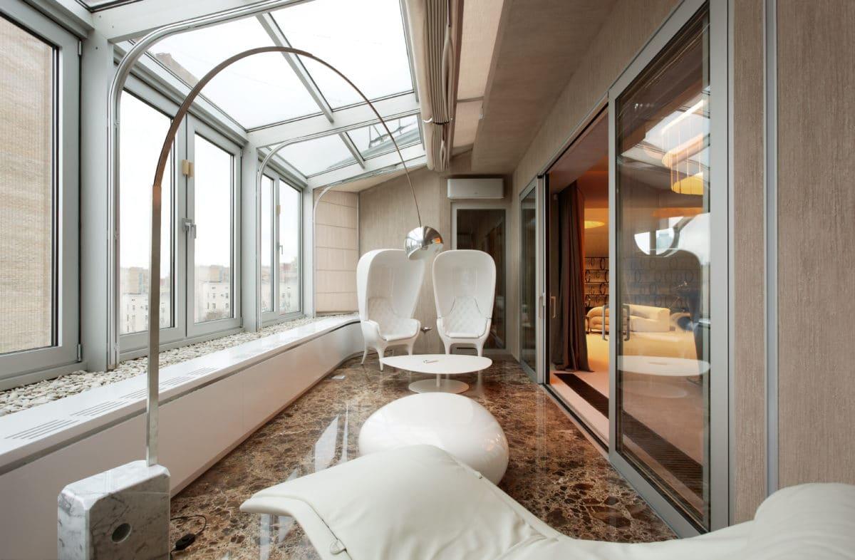 Великолепные виды, открывающиеся с обычных балконов это инте.