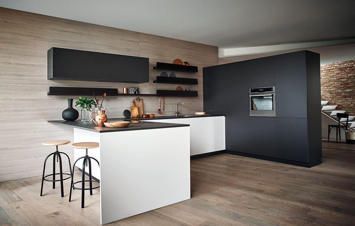 Тренды в дизайне кухонь и столовых на выставке i Saloni WorldWide Moscow