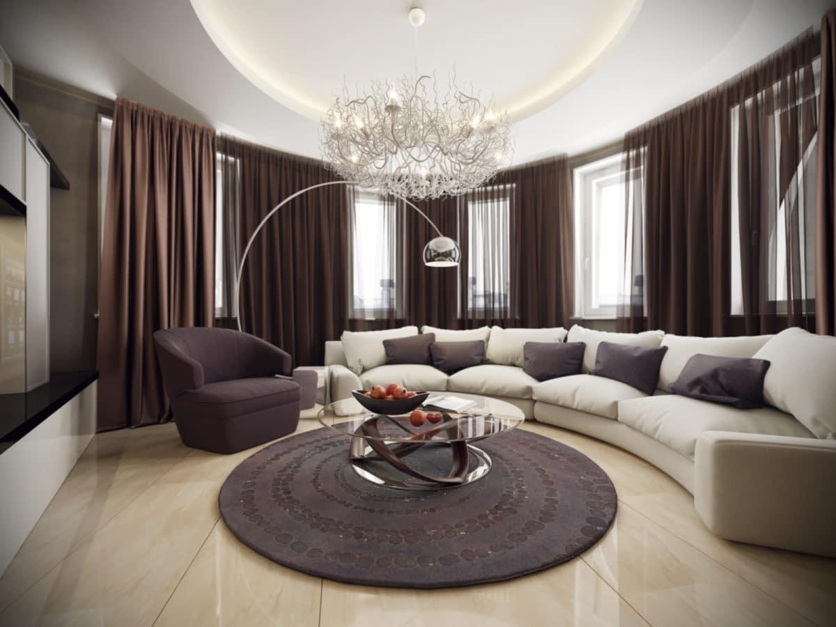 Понравилось всем: 5 комнат для большой семьи на 155 квадратных метрах