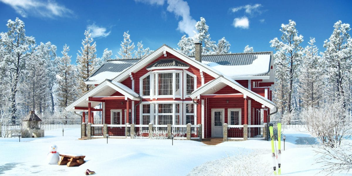 9 проектов удобных домов от 2 до 6 миллионов рублей