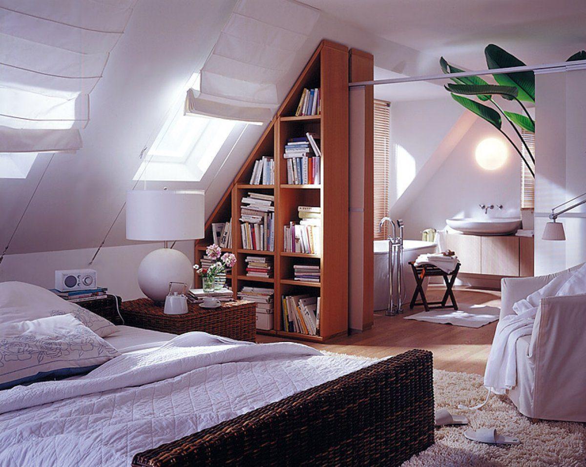 В последний день февраля пройдёт семинар Roomble по дизайну мансарды