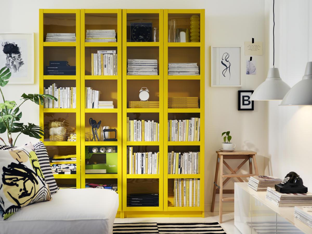 Жёлтый цвет в интерьере: Primrose Yellow, или «Жёлтая примула»