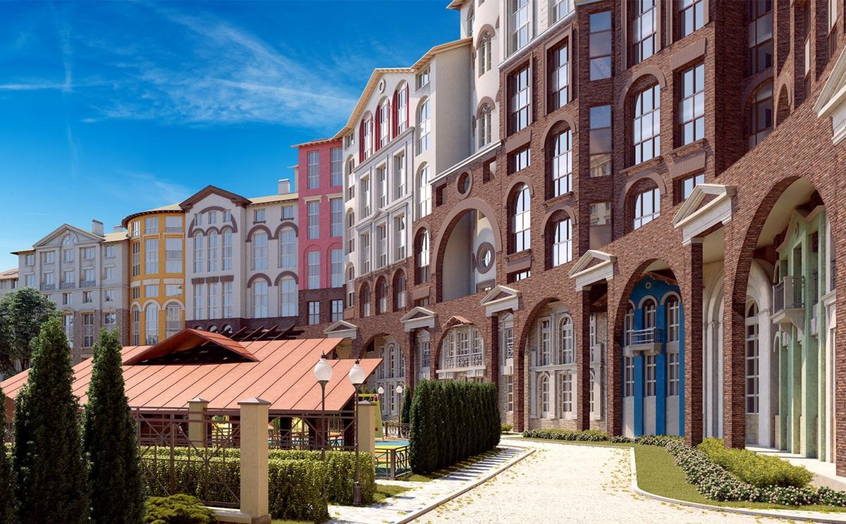 «Горки Город» и другие объекты архитектуры, спроектированные Михаилом Филипповым