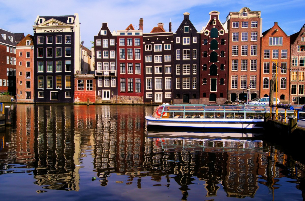 Экскурсия по Амстердаму: архитектура, дизайн и новинки мебели