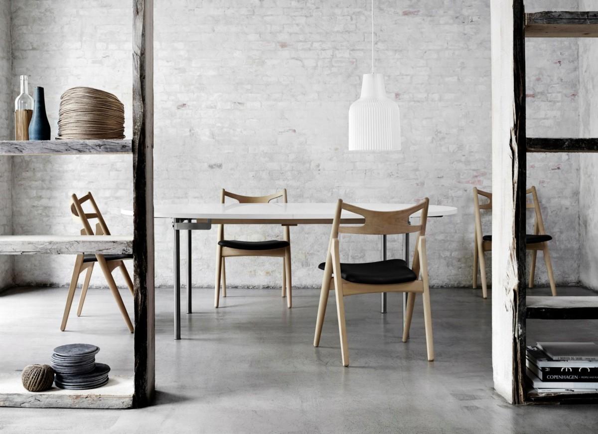 Скандинавский стиль в интерьере — особенности датского дизайна
