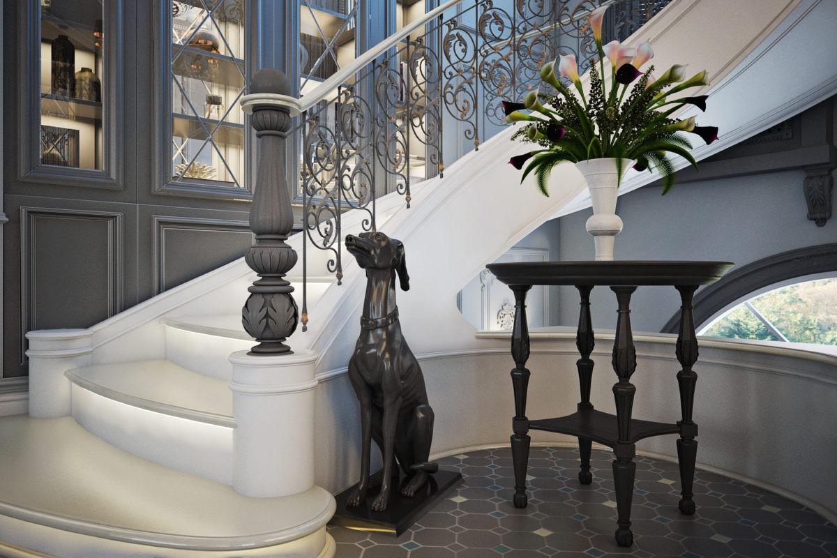 Лестница на второй этаж: 70 современных вариантов оформления для дома и квартиры