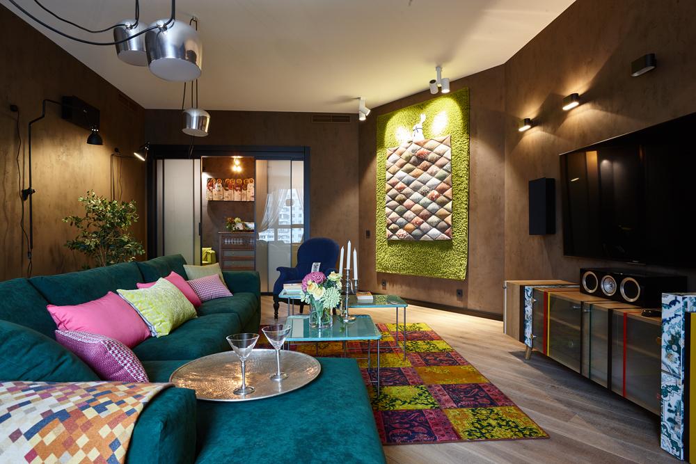 Как превратить квартиру в сцену из волшебной сказки
