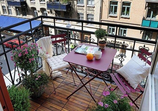 Маленькие и узкие балконы: что делать, во что превращать и к.