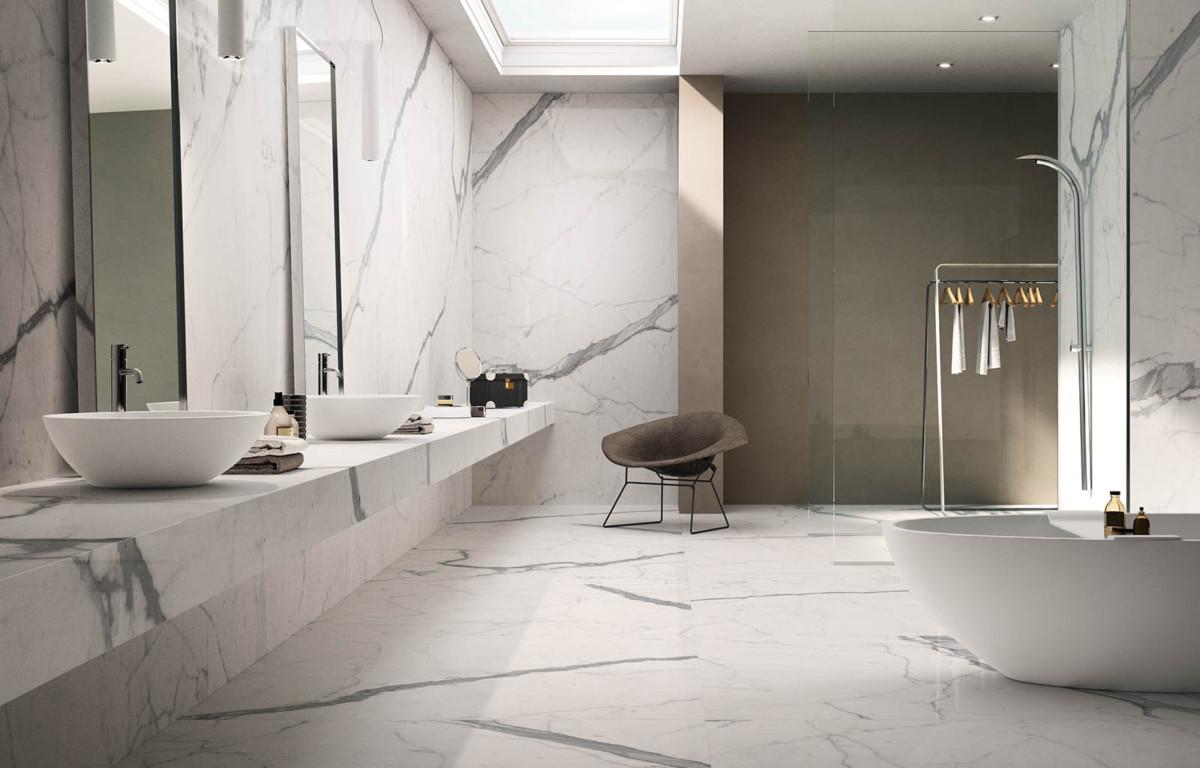 Дизайн ванной комнаты — 5 модных современных идей