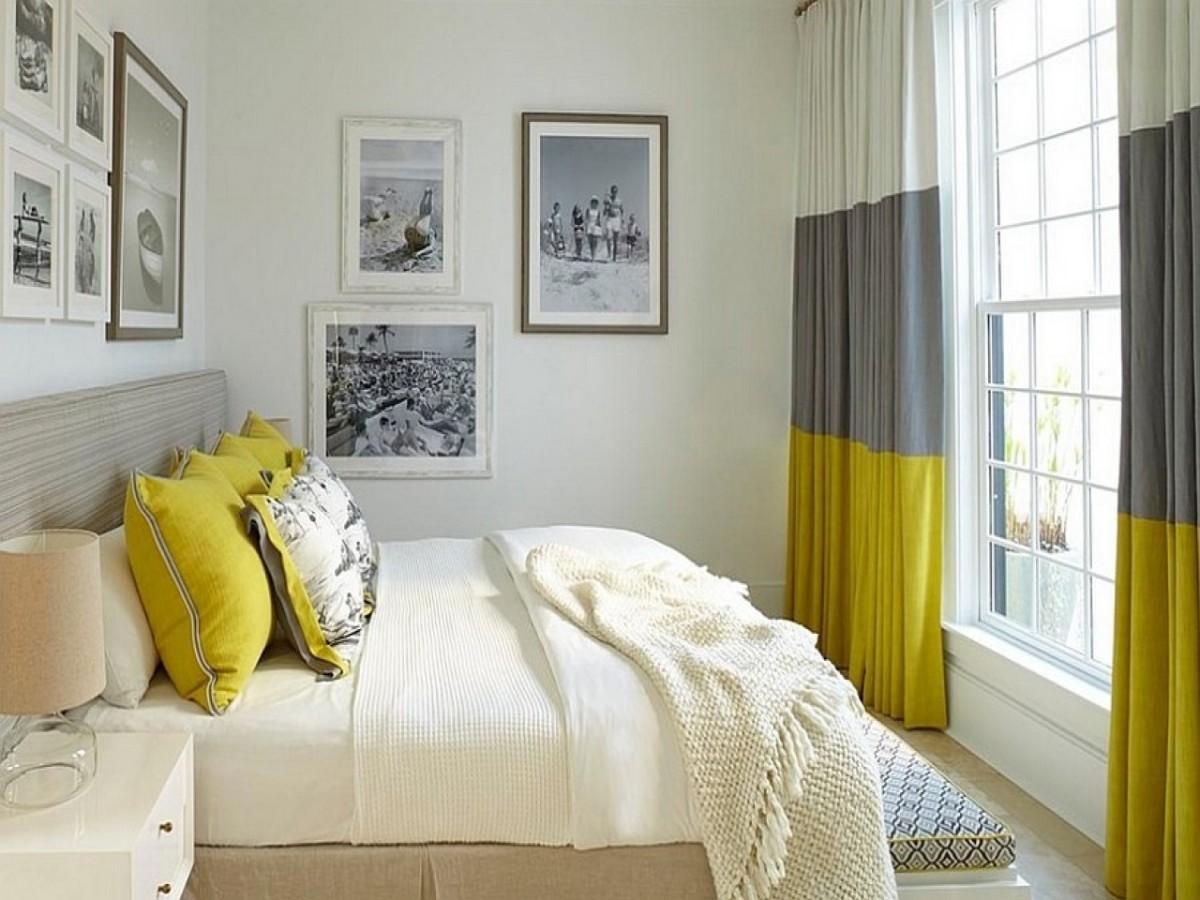Как правильно выбрать шторы для спальни