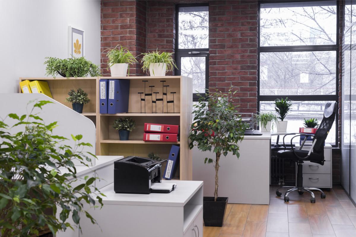 Современный и лаконичный интерьер московского офиса