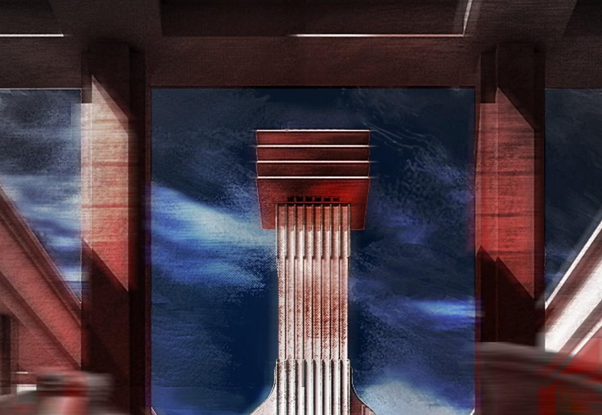 22 сентября в Санкт-Петербурге откроется выставка архитектора Степана Липгарта