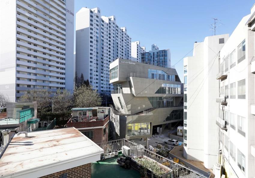 Архитектура Южной Кореи: 7 необычных зданий