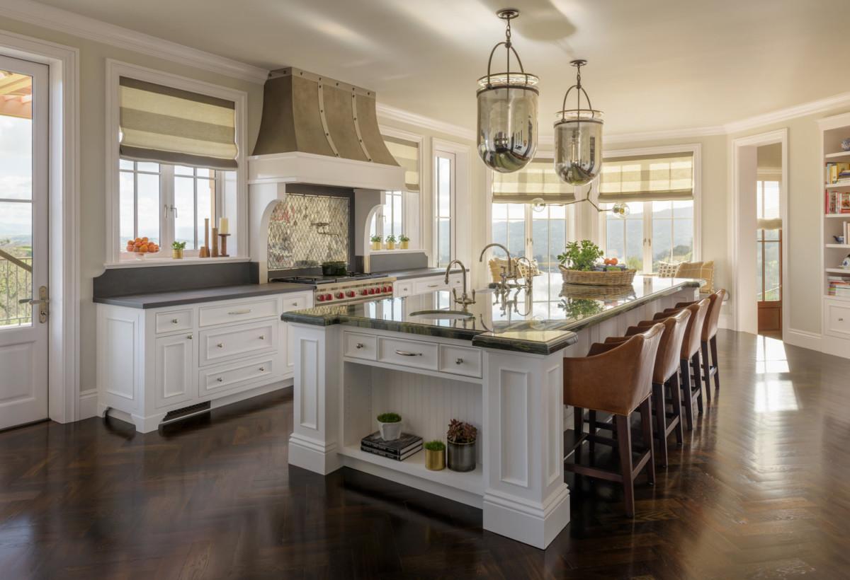 10 крутых зарубежных кухонь, с которых нужно брать пример