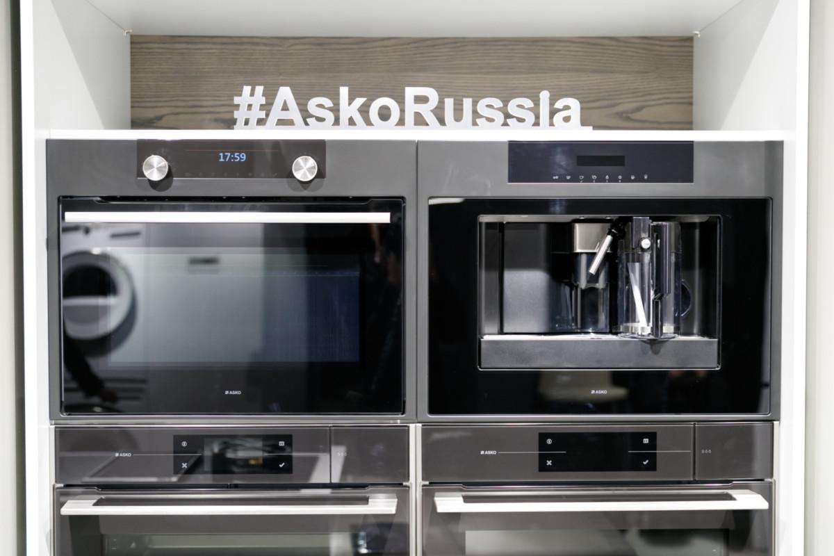 Открытие Asko Studio в кухонном салоне Hanak