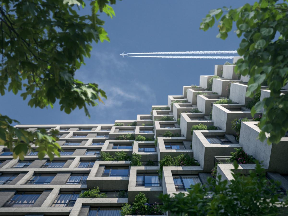 Карим Рашид построит жилое здание в центре Москвы