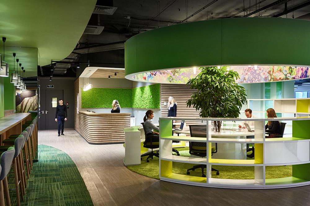 10 крутейших офисов 2018 года