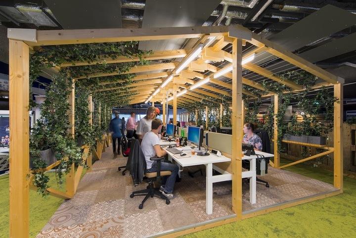 31 мая состоится Business & Design Dialogue по проектированию офисов
