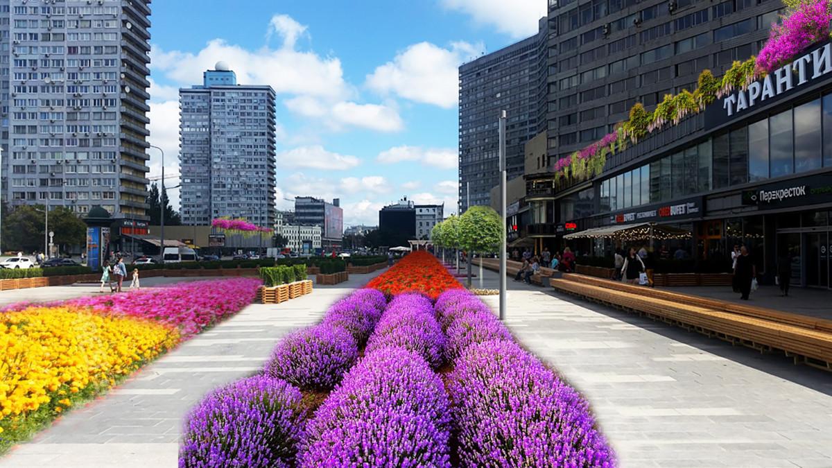 20 мая завершится приём заявок на конкурс ландшафтного дизайна «Цветочный джем»