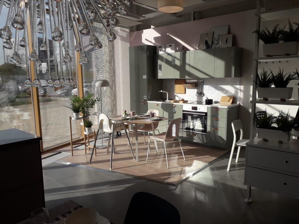 Компания ИКЕА открыла вторую дизайн-студию в Москве