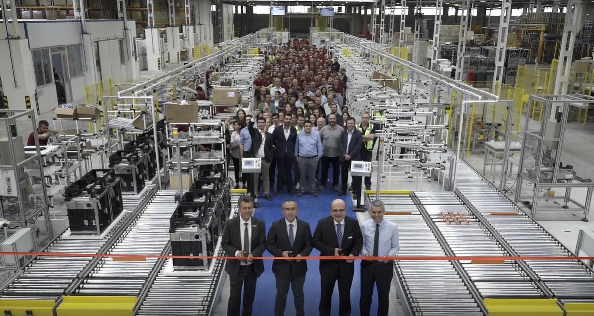 Candy Group открыла новый завод, где будут делать технику будущего