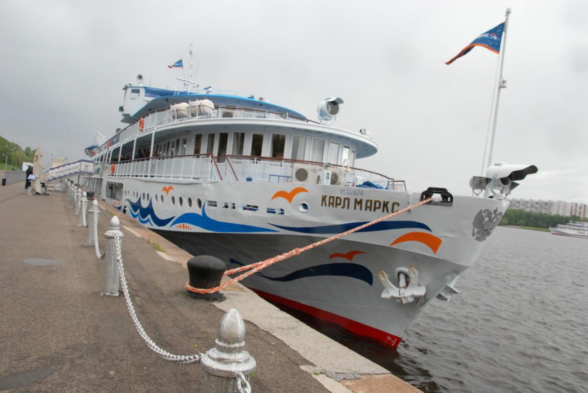 Арх-пароход готов стартовать