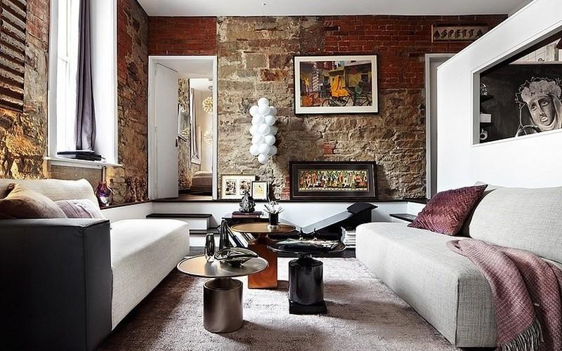 Ретропредметы в интерьере мебели: что уместно и когда