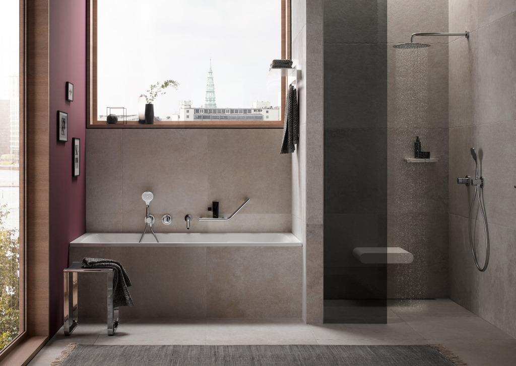 Удобство в ванной комнате: 5 шагов к комфорту