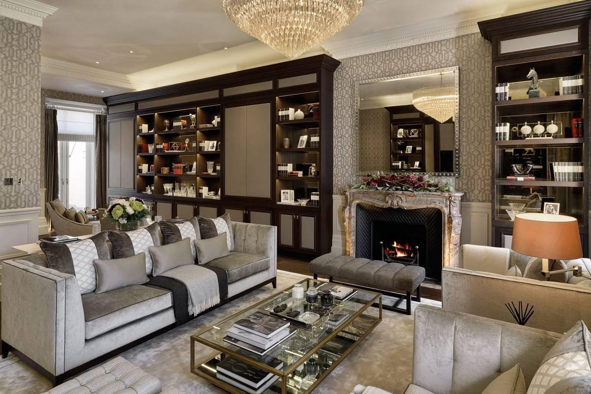 Как спланировать гостиную: 5 самых удобных вариантов