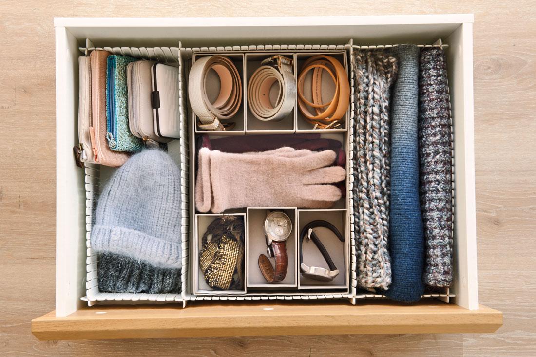 Система хранения вещей: 15 идей для дома
