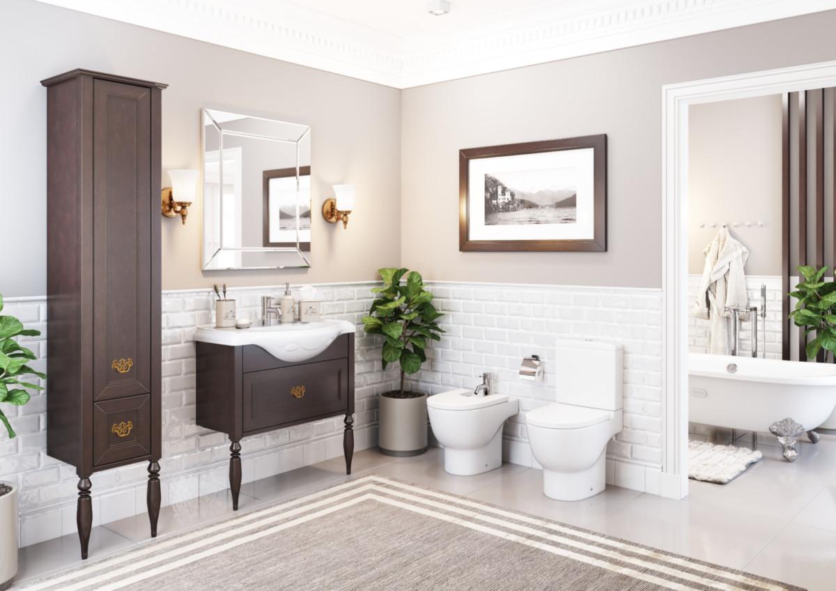 3 идеи, каким сделать интерьер ванной комнаты в 2019