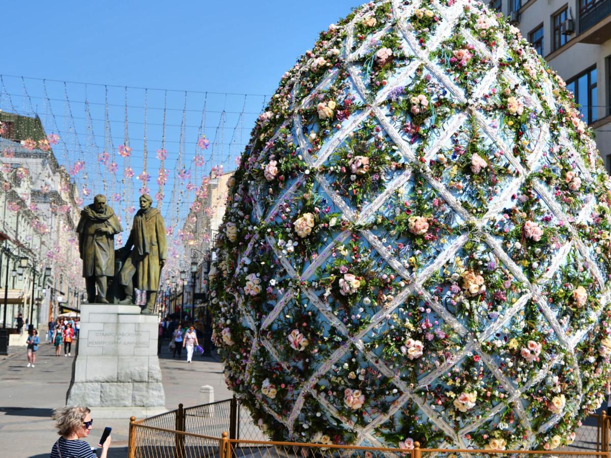 30 лучших снимков фестиваля «Пасхальный дар»