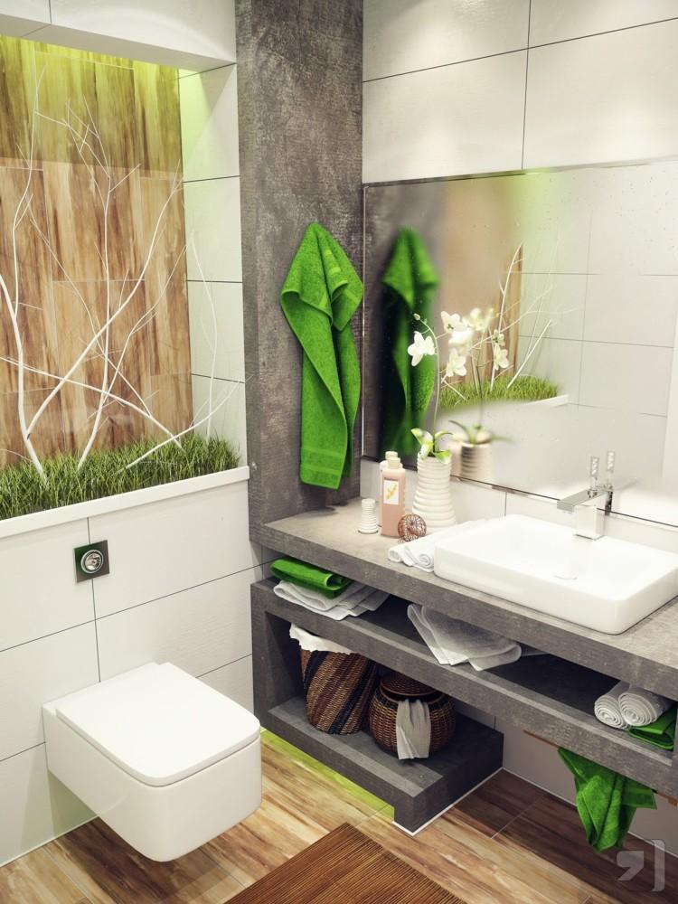 Интерьер ванной комнаты: идеи современного декора и оформления