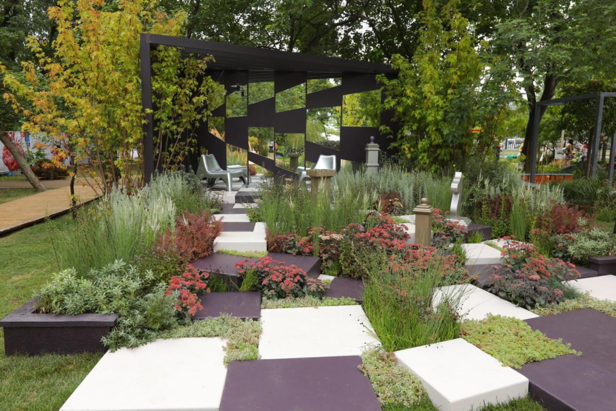 В Москве на ВДНХ появятся дизайнерские сады