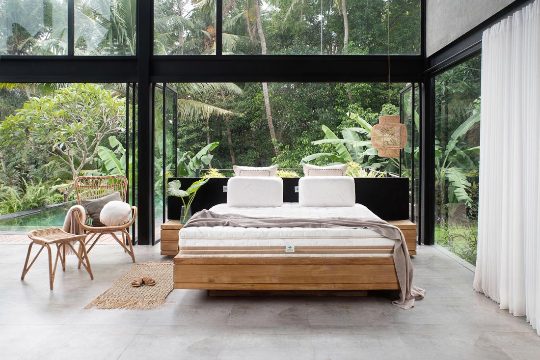 6 самых простых и экологичных стилей для спальни