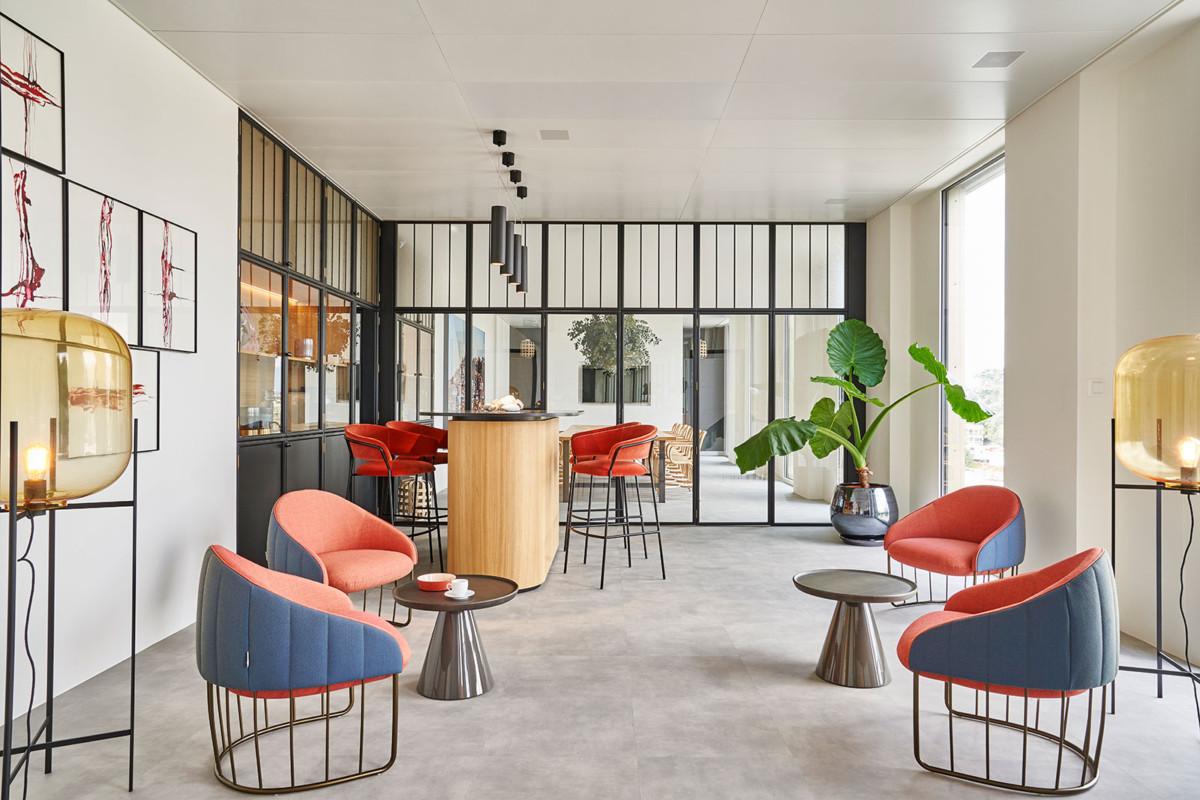 8 офисных интерьеров, из которых не хочется уходить домой