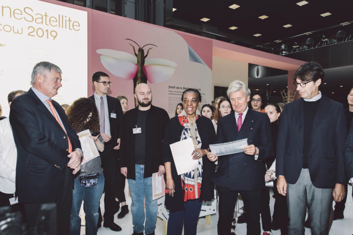 Кто победил в конкурсе дизайнеров московского Salone del Mobile