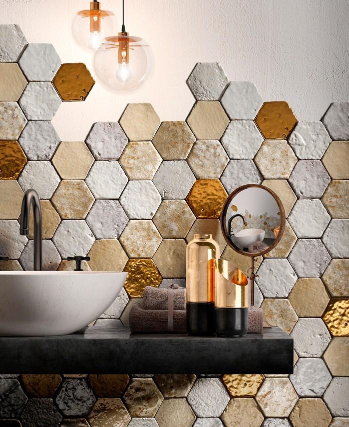 Плитка ручной работы: когда ванная комната — «визитка» вашего дома