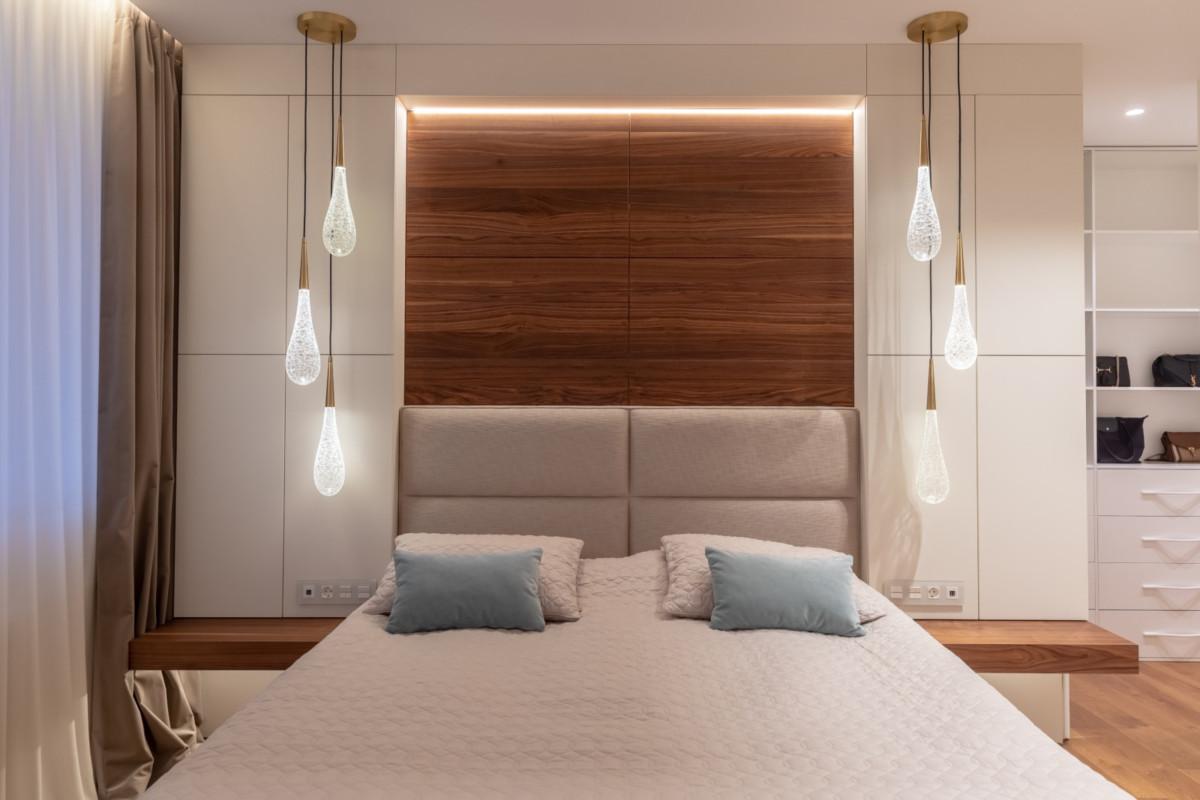 Перепланировка трёхкомнатной квартиры площадью 130 метров: идеальный вариант