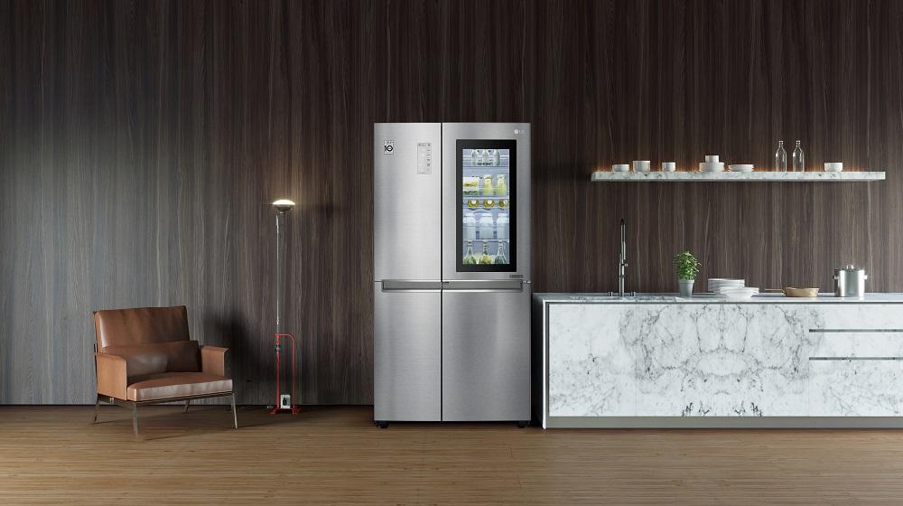 Компания LG представила новые Side-by-Side холодильники с функцией Doorcooling+ и гигиеническим фильтром