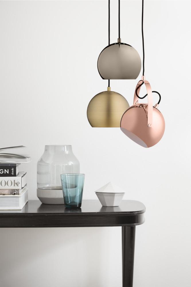 Оригинальные датские светильники Frandsen доступны в DesignBoom
