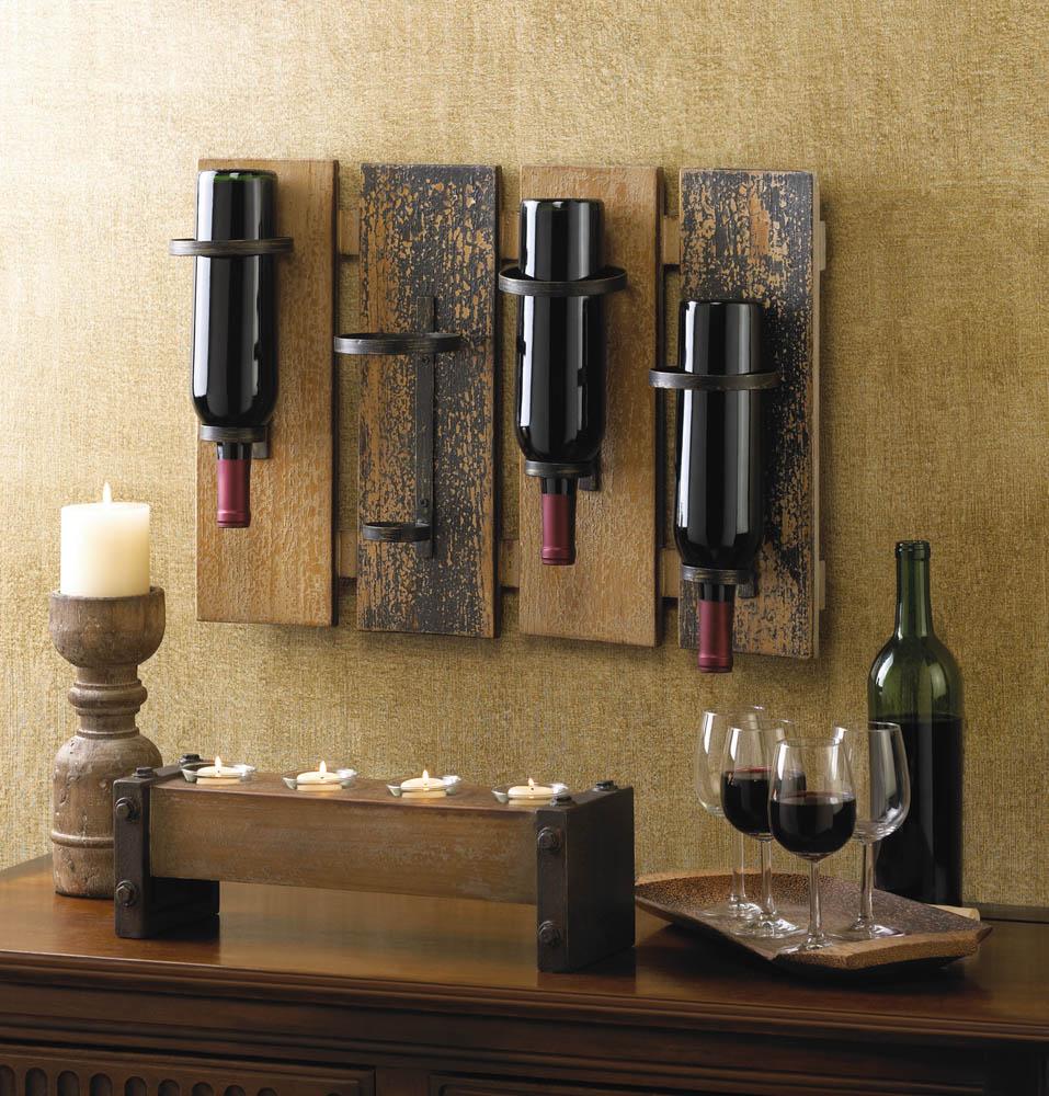 Как красиво и стильно хранить вино — 10 идей