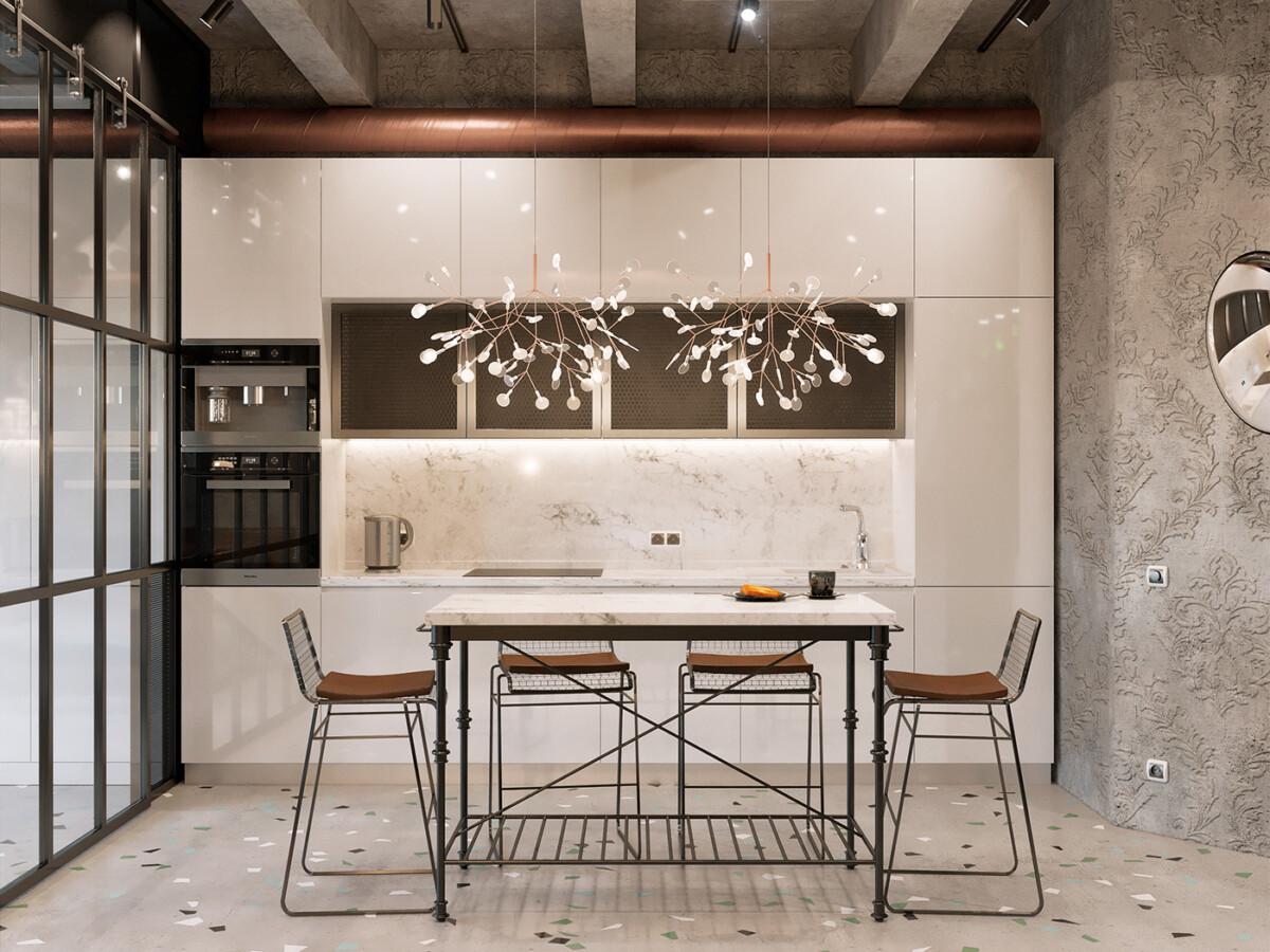 Модная кухня: 10 трендовых цветовых гамм для главного помещения в доме